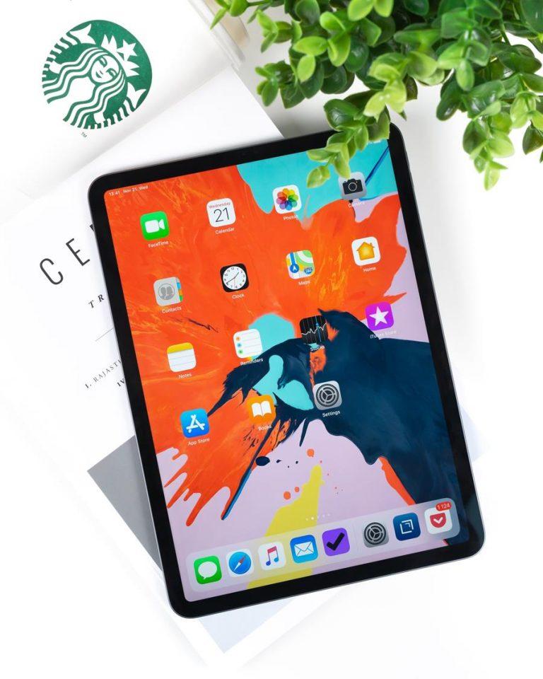 Nowoczesne iPady oferują wiele cyfrowych możliwości