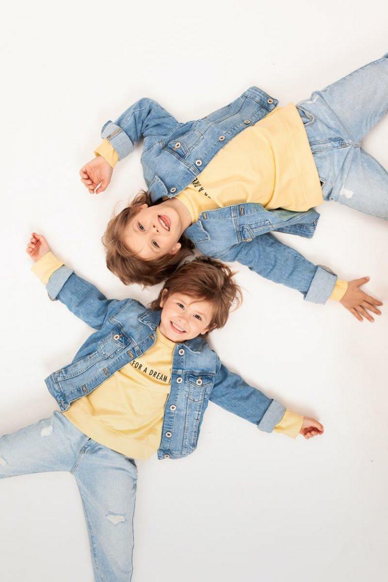 Bezpieczne i ekologiczne ubrania dla dzieci z bawełny organicznej