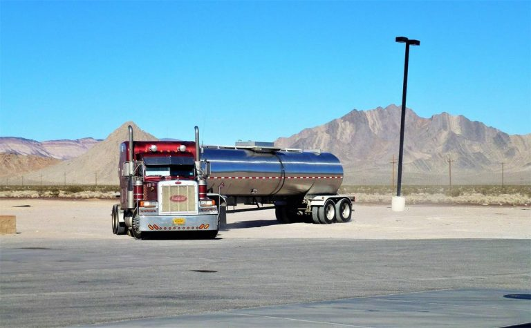 Co może ulec awarii w samochodzie ciężarowym?