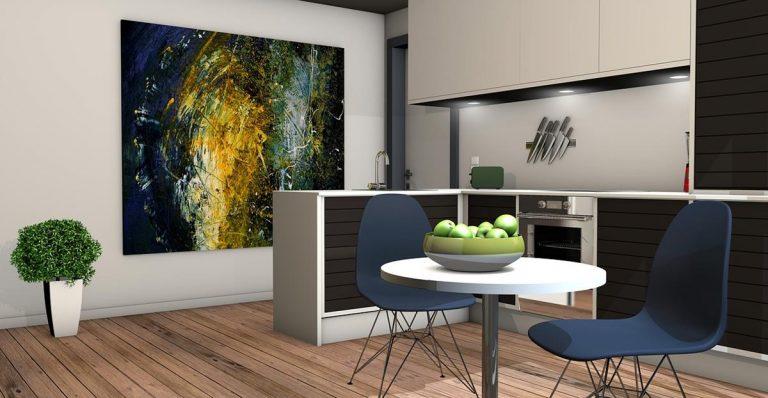 W której firmie są na sprzedaż najbardziej nowoczesne meble kuchenne?