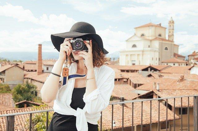 Gdzie po raz ostatni wykonywaliście sobie fotografie?